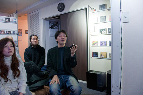 Macで音楽クラブ九州ランチ第一回定例会3