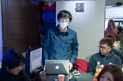 Macで音楽クラブ九州ランチ第一回定例会5