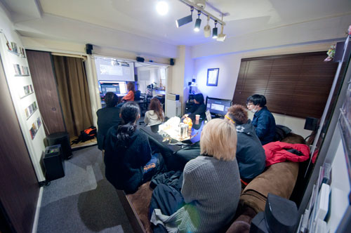 Macで音楽クラブ九州ランチ第一回定例会7