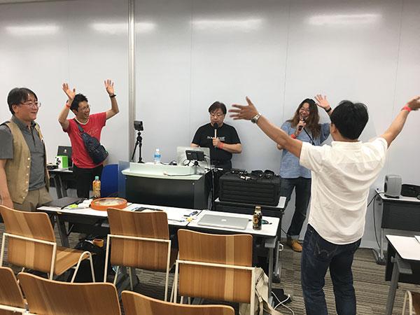 AUGM大阪の仕込み