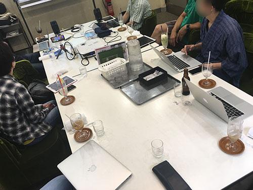 東京本会の定例会2